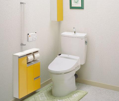 洋風トイレ